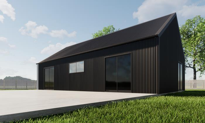 Large Office Shed